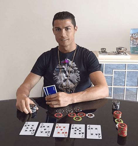 Cristiano Main Poker